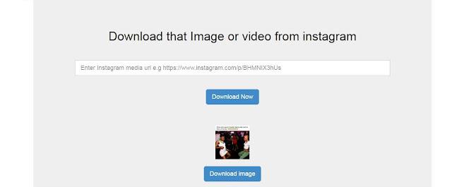 سكربت حصري لتحميل الصور والفيديوهات من الانستقرام وربح المال - موقع عناكب