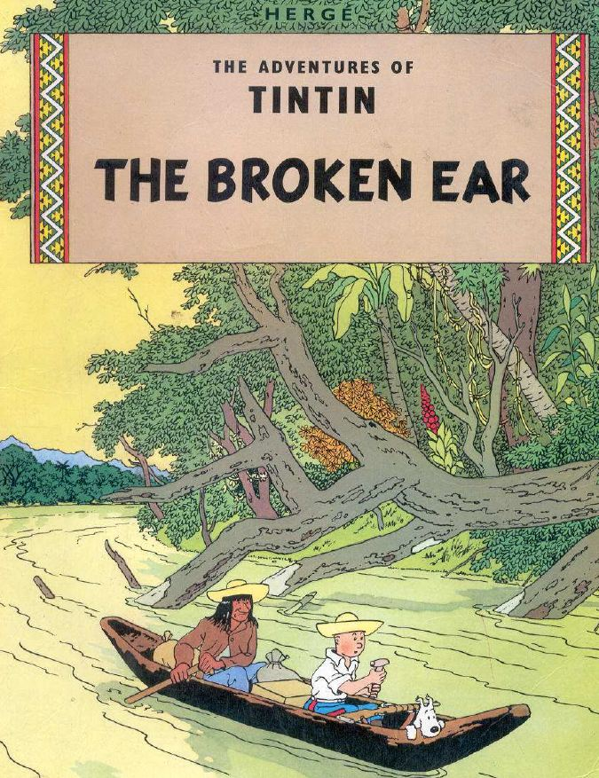 The Adventures Of Tintin Pdf