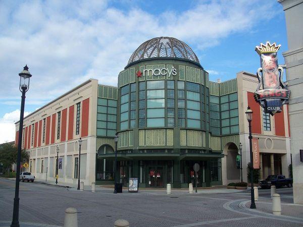 Loja de departamento Macy's em San Diego