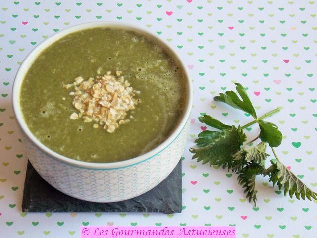 Comment faire une soupe aux orties ?
