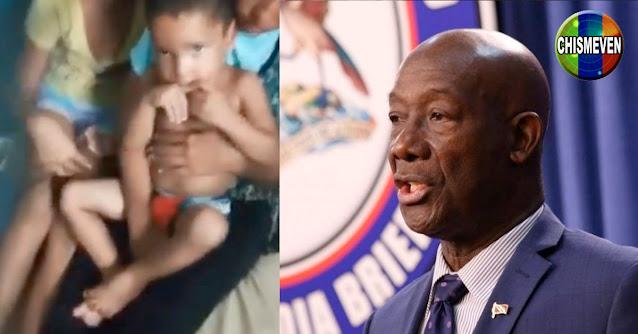 Primer Ministro de Trinidad dice que los 16 niños balseros son traficantes de armas y drogas