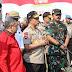 Kapolri dan Panglima TNI Pimpin Apel Gelar Pasukan Operasi Kepolisian Terpusat Mantap Brata 2018