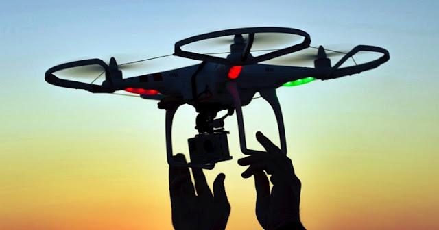 Campo Mourão: Drones foram proibidos durante a passagem da Tocha Olímpica