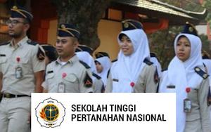 Penerimaan Taruna Diploma 1 Badan Pertanahan Nasional STPN
