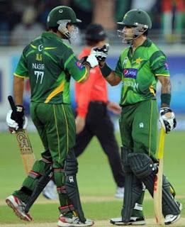 Pakistan vs Australia 2nd T20I 2012 Highlights