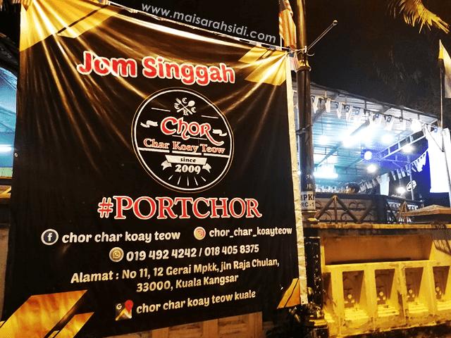 Chor Char Koey Teow