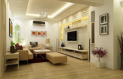 Nội thất căn hộ mẫu chung cư mini Minh Đại Lộc 3