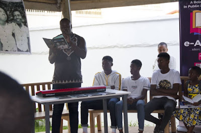 First E - Ananse Book Receives Massive Patronage