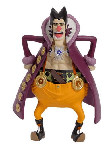 Foxy coleccion oficial de figuras de one piece