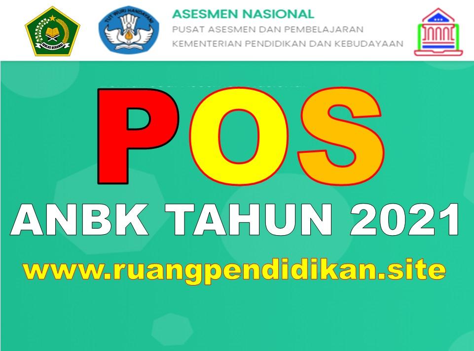 POS Asesmen Nasional (AN)