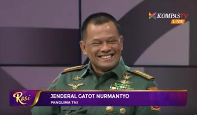 Ditanya Rosi Setelah Ini Jadi Dosen atau Rektor, Jawaban Panglima TNI Mengejutkan