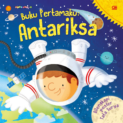 antariksa kids book literature