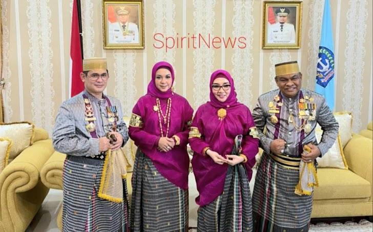 Kapolda Sulsel Hadiri Peringatan Hari Jadi Kabupaten Bone ke-691