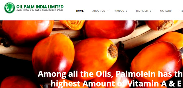 Oil Palm India Trainee Recruitment 2021: Walk In Interview