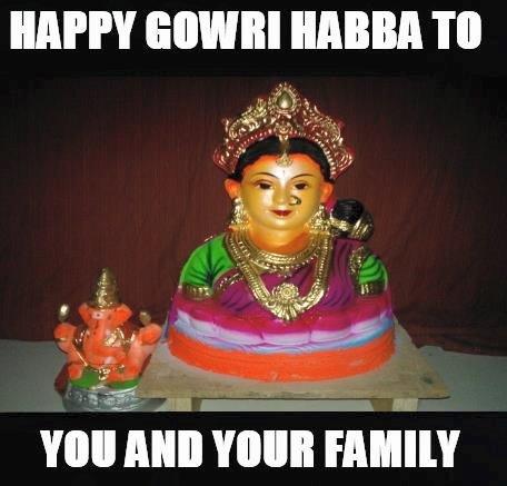 Gowri Habba