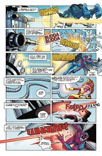 Marvel Comics: Previews tercera semana de Junio 2021