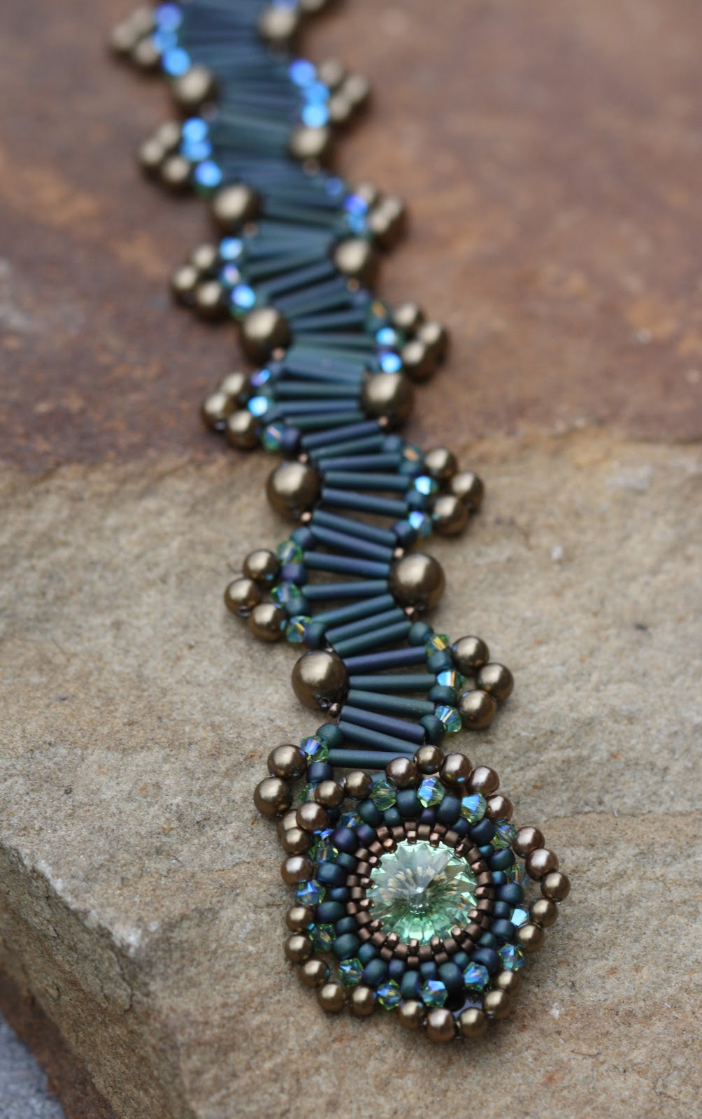 A Work In Progress Beading Babes Project 7