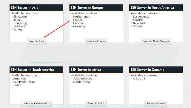 Cara Membuat Akun SSH Gratis Terbaru