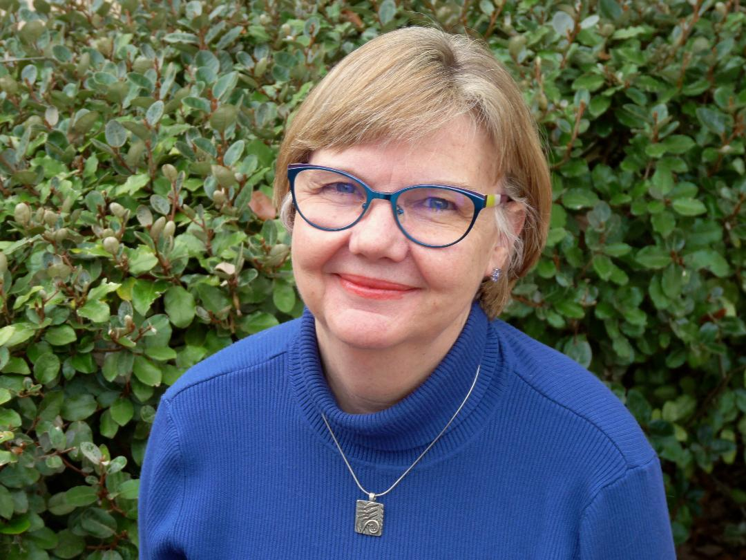 Kathi Appelt Author Photo