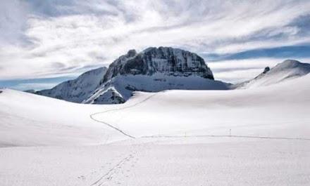 Νεκροί εντοπίστηκαν οι δύο ορειβάτες που καταπλακώθηκαν από χιονοστιβάδα στον Όλυμπο
