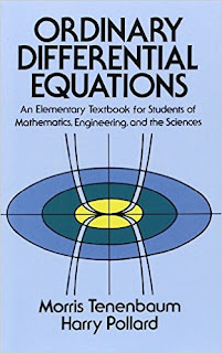 Ordinary Differential Equations by Morris Tenenbaum and Harry Pollard