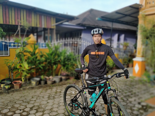Sepeda Rozi Piliang