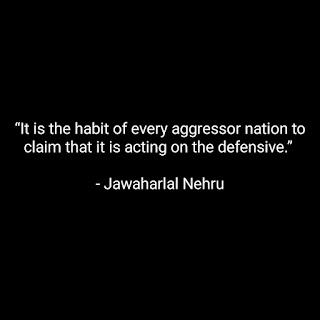 quotes from nehru