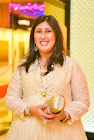 Ms. Uzma Irfan - Festival Director, Art Bengaluru & Director, Prestige Group