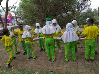 fun games outbound training
