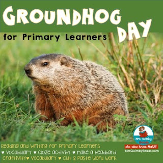 read and write about groundhog day