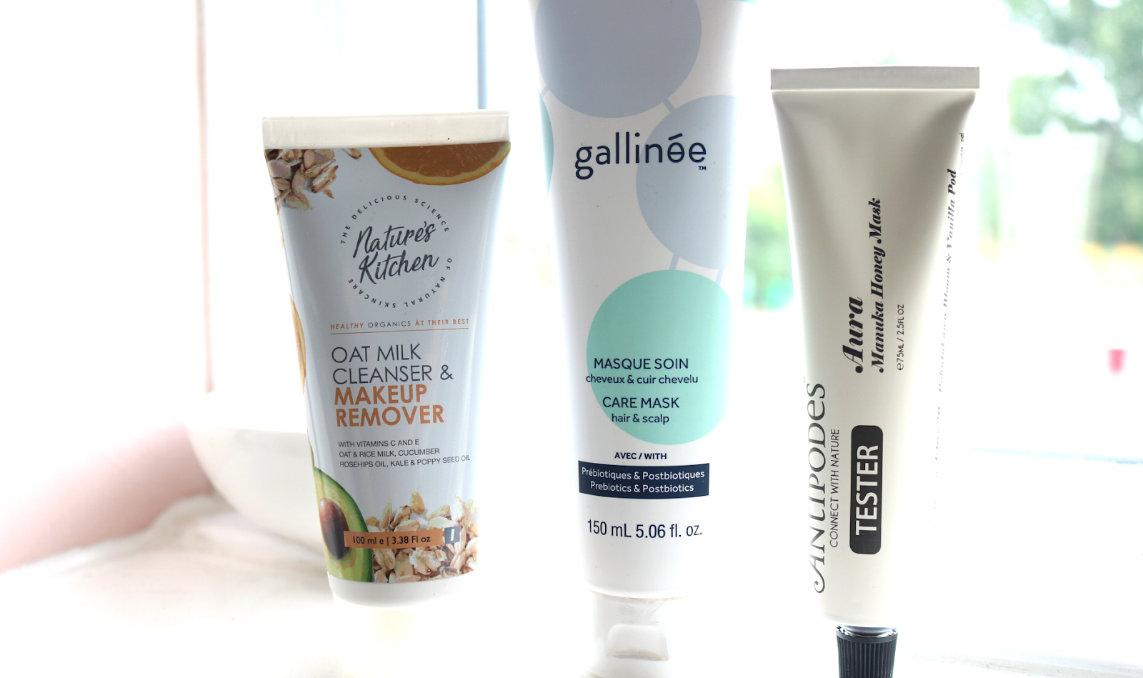 Self Care: An After-Sun Pamper with Nature's Kitchen, Gallinée and Antipodes