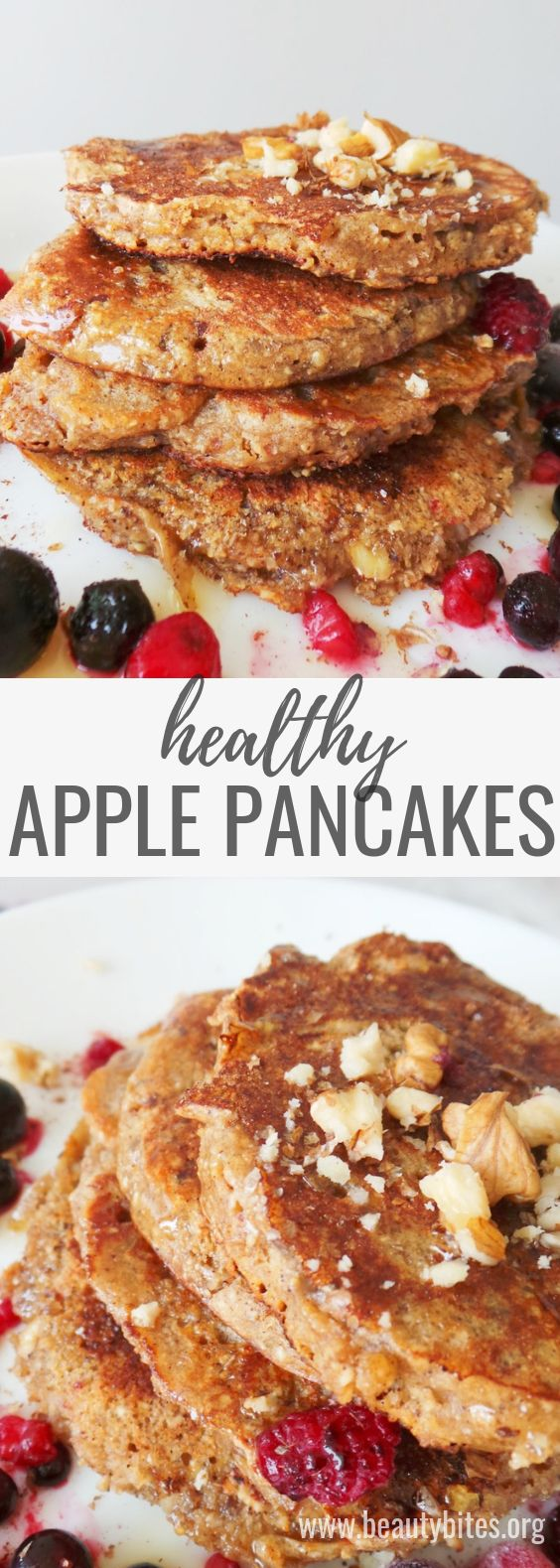 APPLE PANCAKES WITH OATS – HEALTHY & EASY BREAKFAST RECIPE #recipes #healthyfoodrecipes #food #foodporn #healthy #yummy #instafood #foodie #delicious #dinner #breakfast #dessert #lunch #vegan #cake #eatclean #homemade #diet #healthyfood #cleaneating #foodstagram