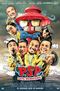 PSP: Gaya Mahasiswa (2019) WEBDL