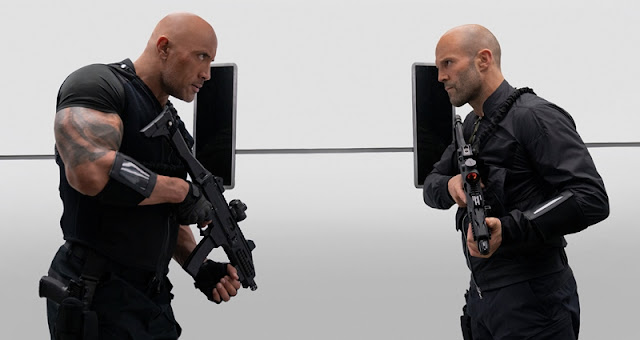 Rychle a zběsile: Hobbs a Shaw (Fast & Furious Presents: Hobbs & Shaw) – Recenze