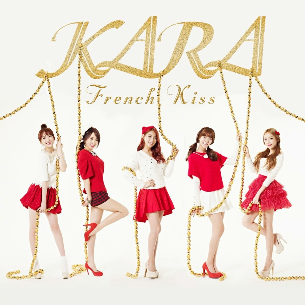 16 Desain Cover Album Girlband Korea