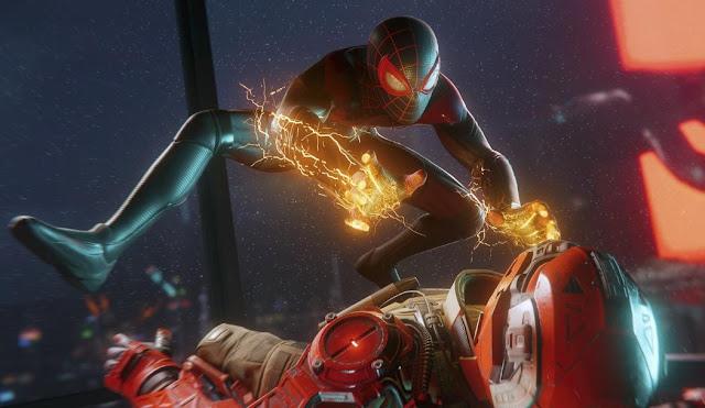 Spider-Man Miles Morales screenshot