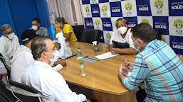 Leo de Brito anuncia R$ 1,7 milhão em emendas para ajudar no combate a pandemia e pede a continuidade dos serviços de assistência especializada