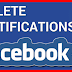 How to Delete Notifications In Facebook