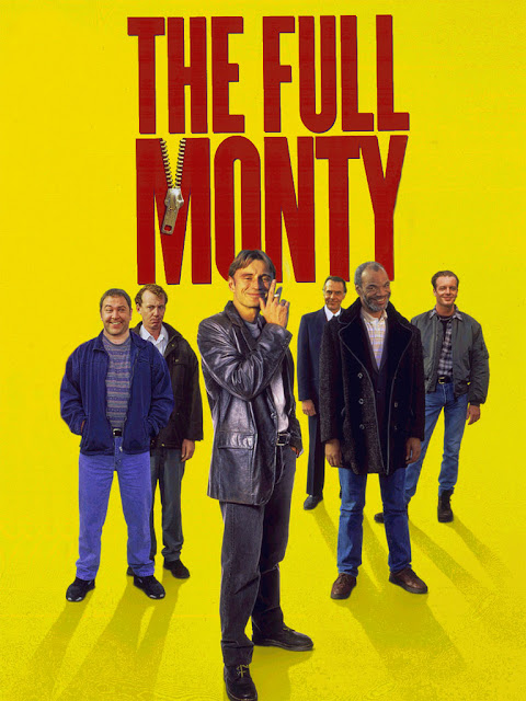 "RECENSIONE FILM ""FULL MONTY"" CON ROBERT CARLYLE"