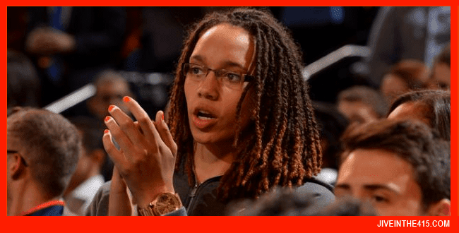WNBA's top draft pick Brittney Griner