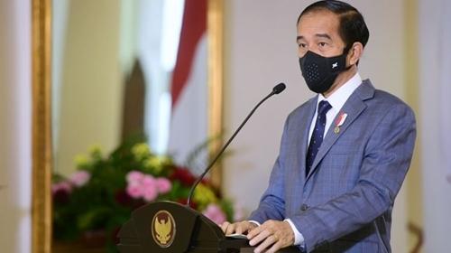 Jokowi Blak-blakan Soal Indonesia Tak Lockdown Seperti Negara Lain: Semi Saja Sudah Menjerit