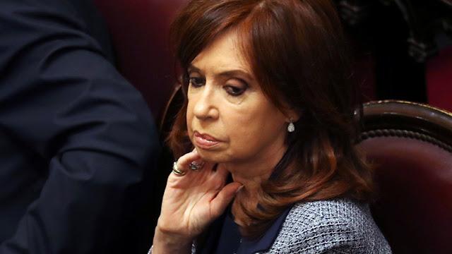 """Dictan una nueva """"prisión preventiva"""" para Cristina Kirchner por el caso de gas natural licuado"""