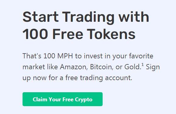 Gratis Bonus Crypto Airdrop Morpher 100 MPH