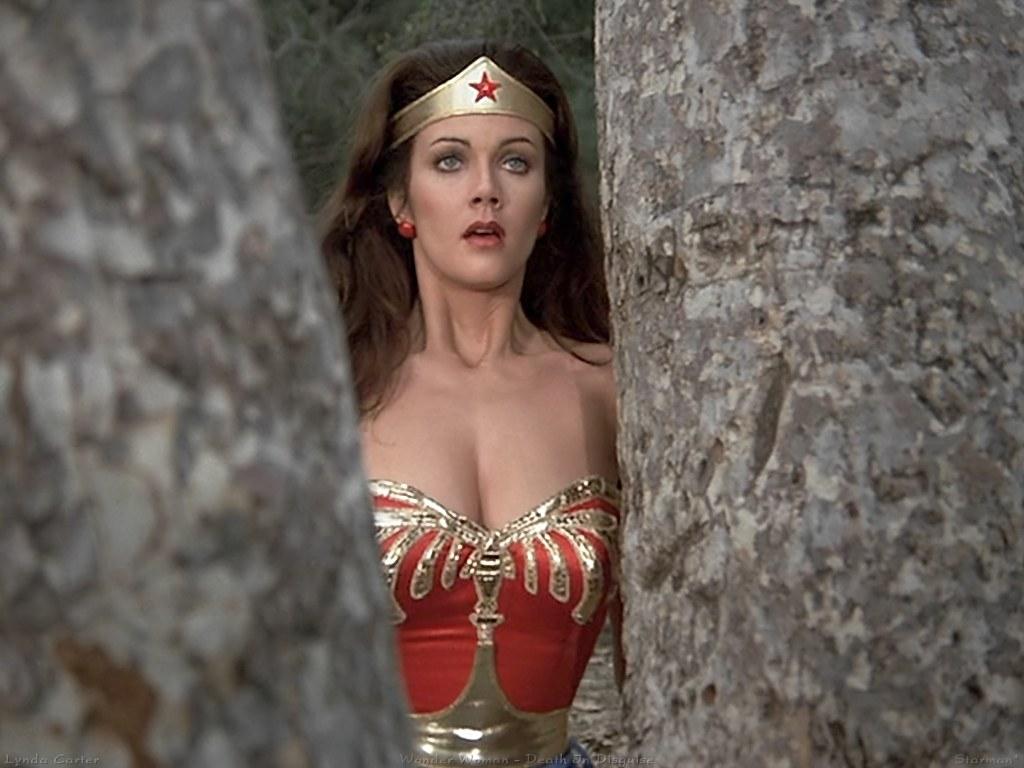 DC Babes Online: Lynda Carter Wonder Woman Pictures