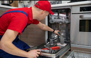 New appliance installation and maintenance