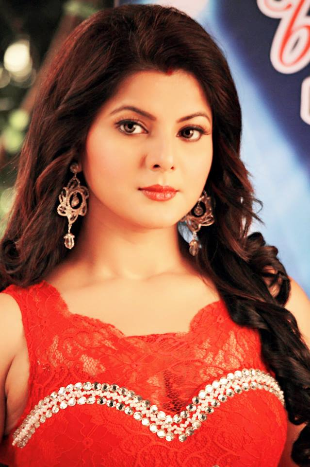 Smrity Sinha beautiful HD wallpaper, Pics Red Dress, Red Dress sare
