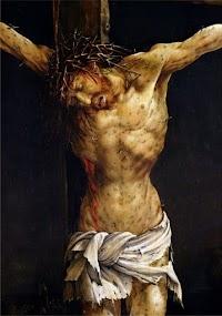 The Isenheim Crucifixion