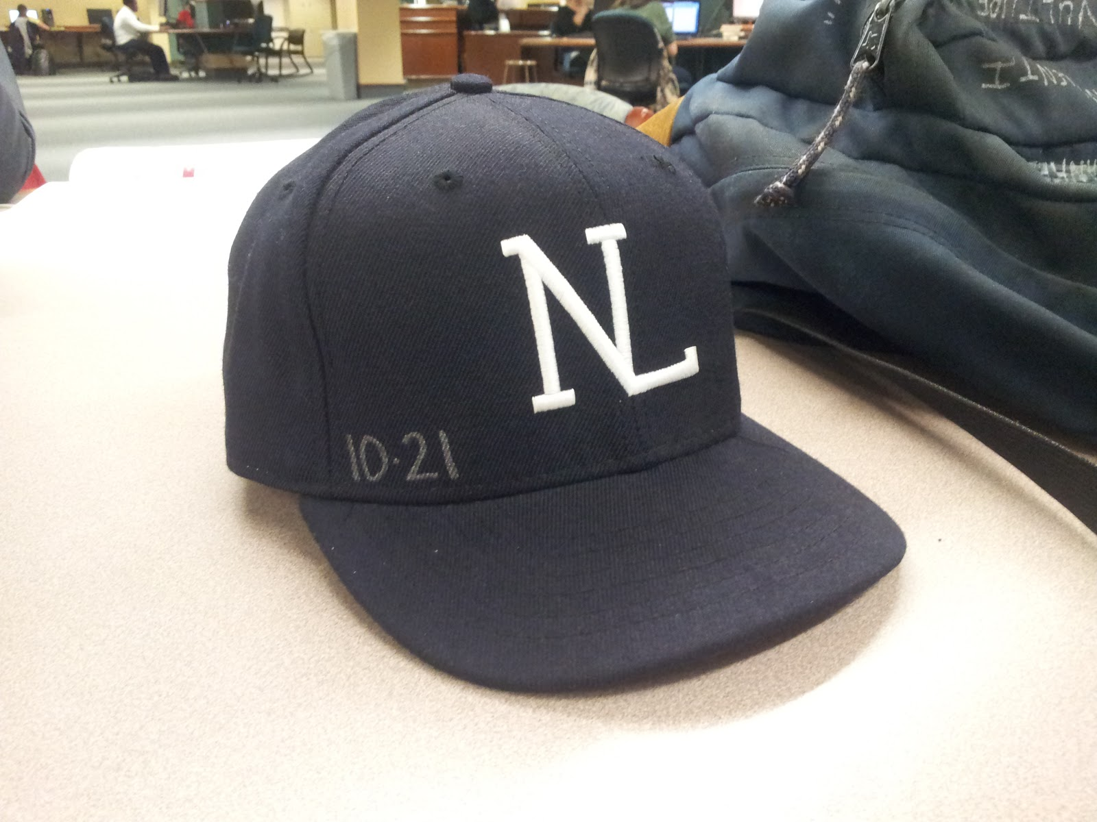 Hats and Tats  A Lifestyle  February 20- National League Umpire b245825b7e8
