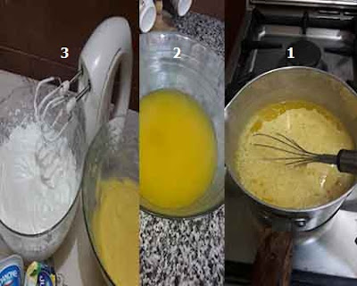 تحلية جد سهلة بالياغورت والبرتقال