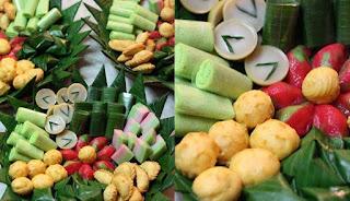 Usaha Rumahan Makanan Ringan